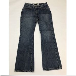 Gap Low Rise Flare Size 8 Jeans Inseam(31')